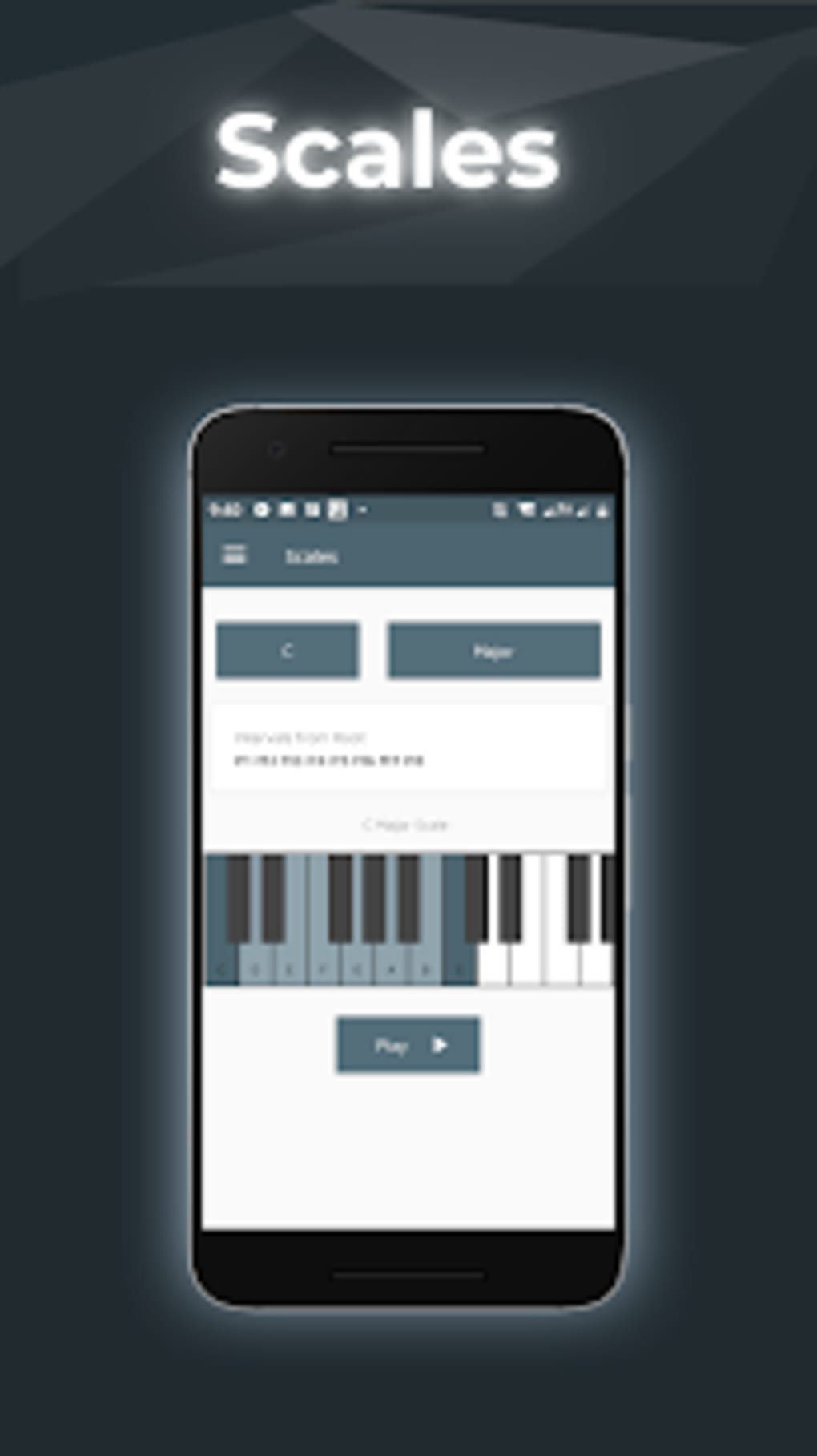 Music Theory with Piano Tools for Android - Download