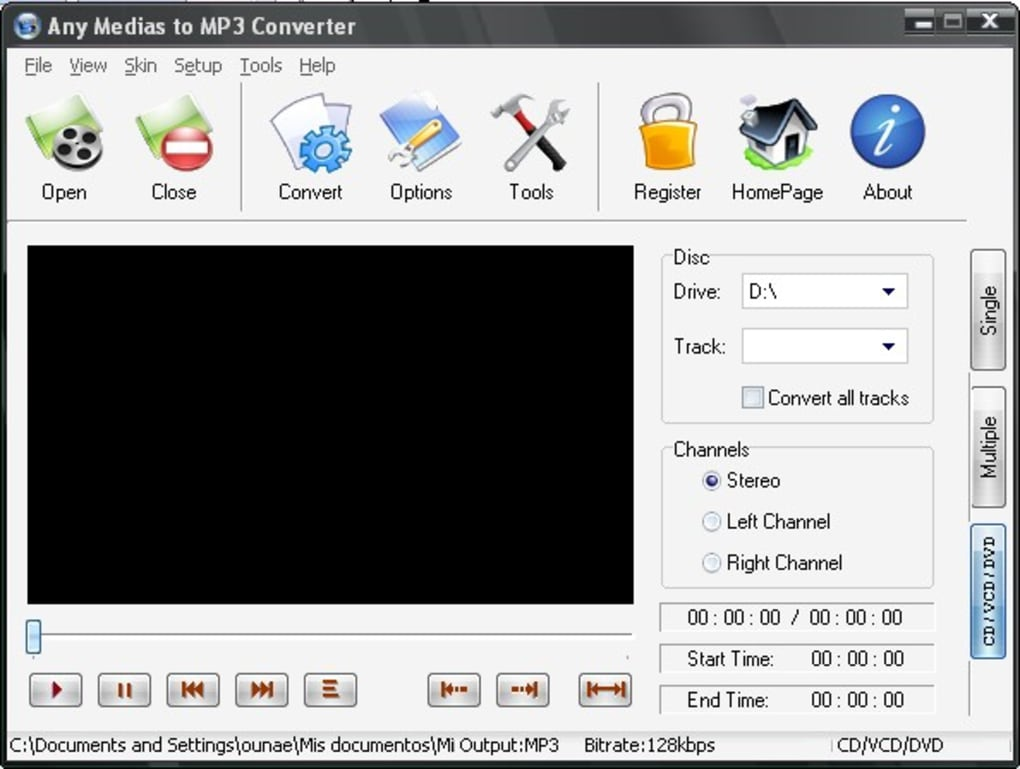Any Medias to Mp3 Converter - Download