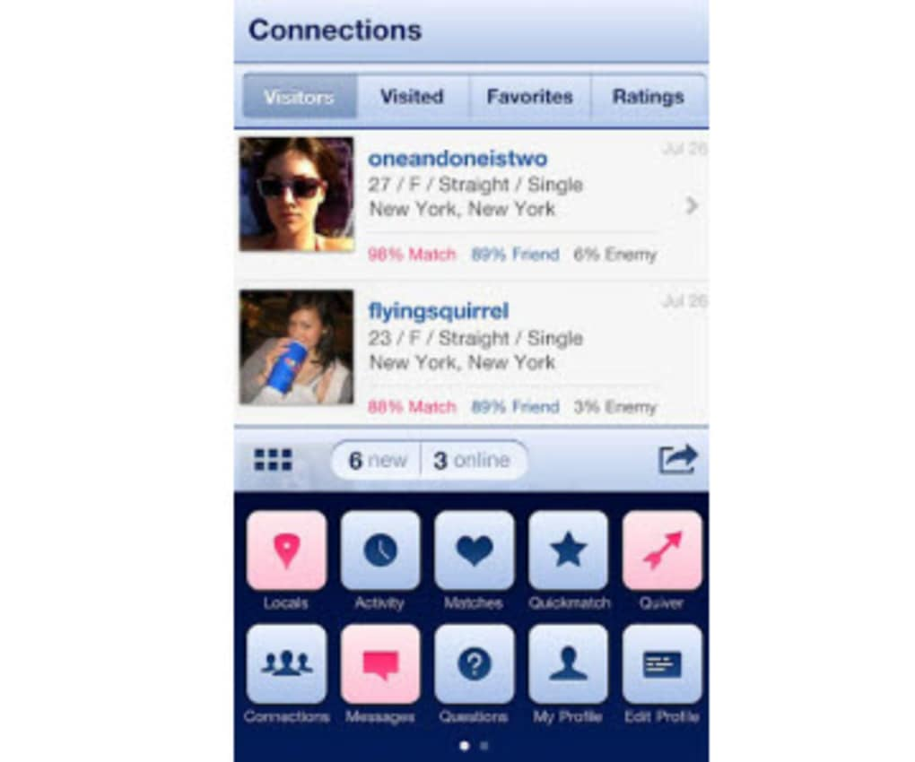 ok cupid app for android