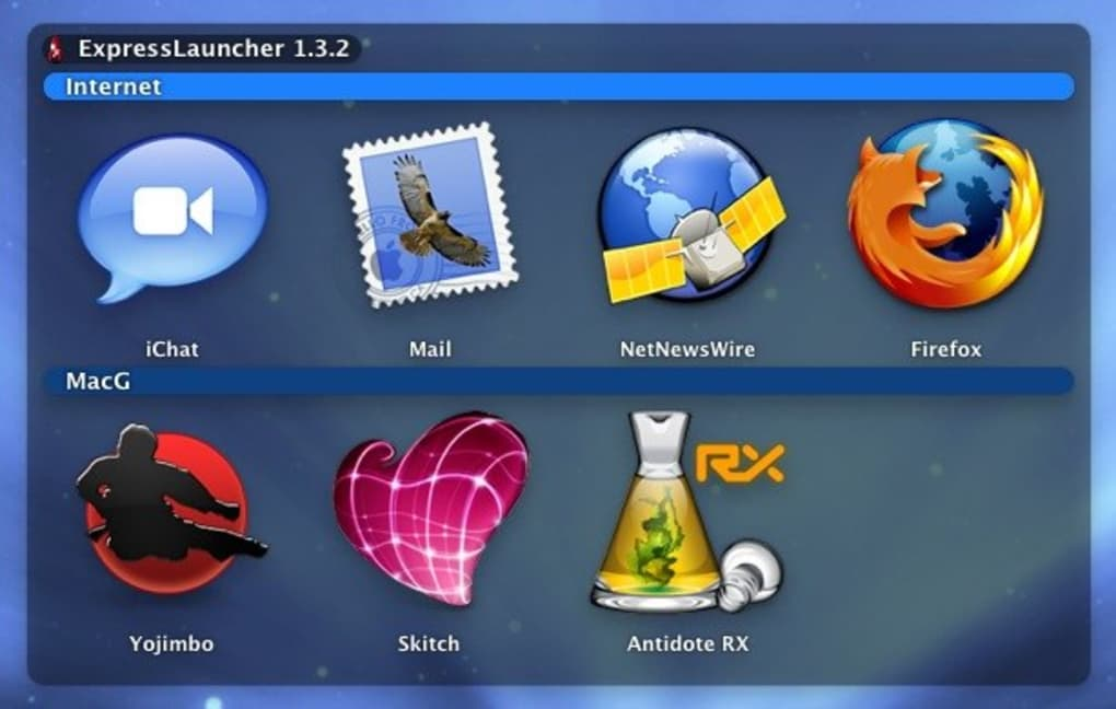 ExpressLauncher for Mac - Download