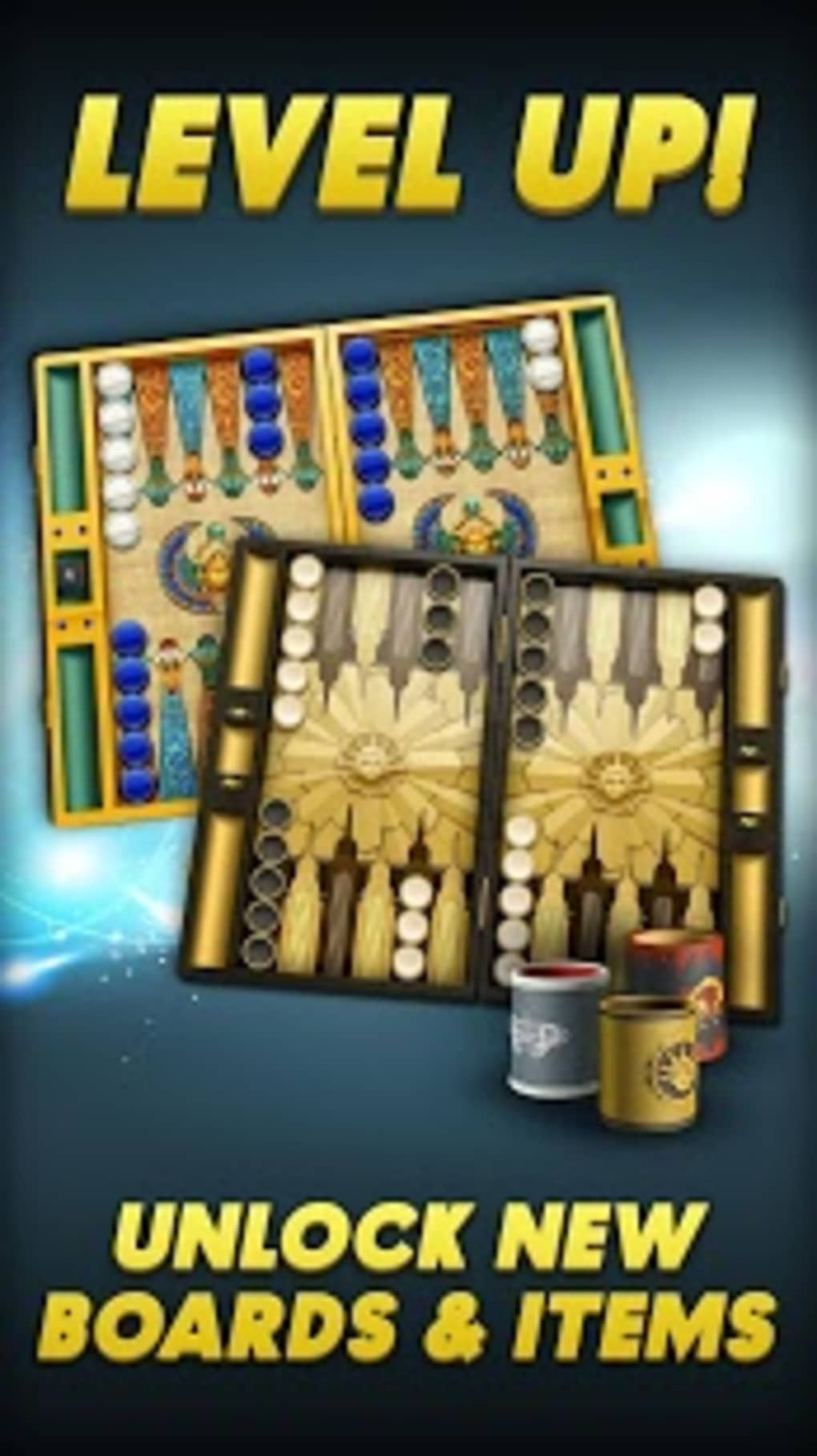 Backgammon Live - Board Game