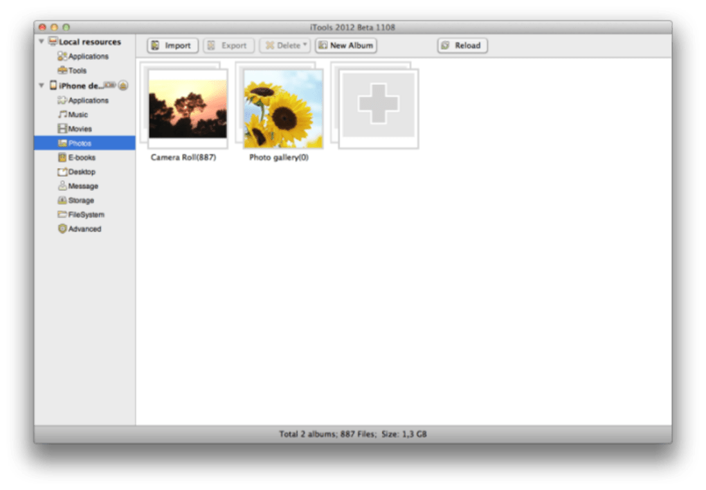 iTools for Mac (Mac) - Download