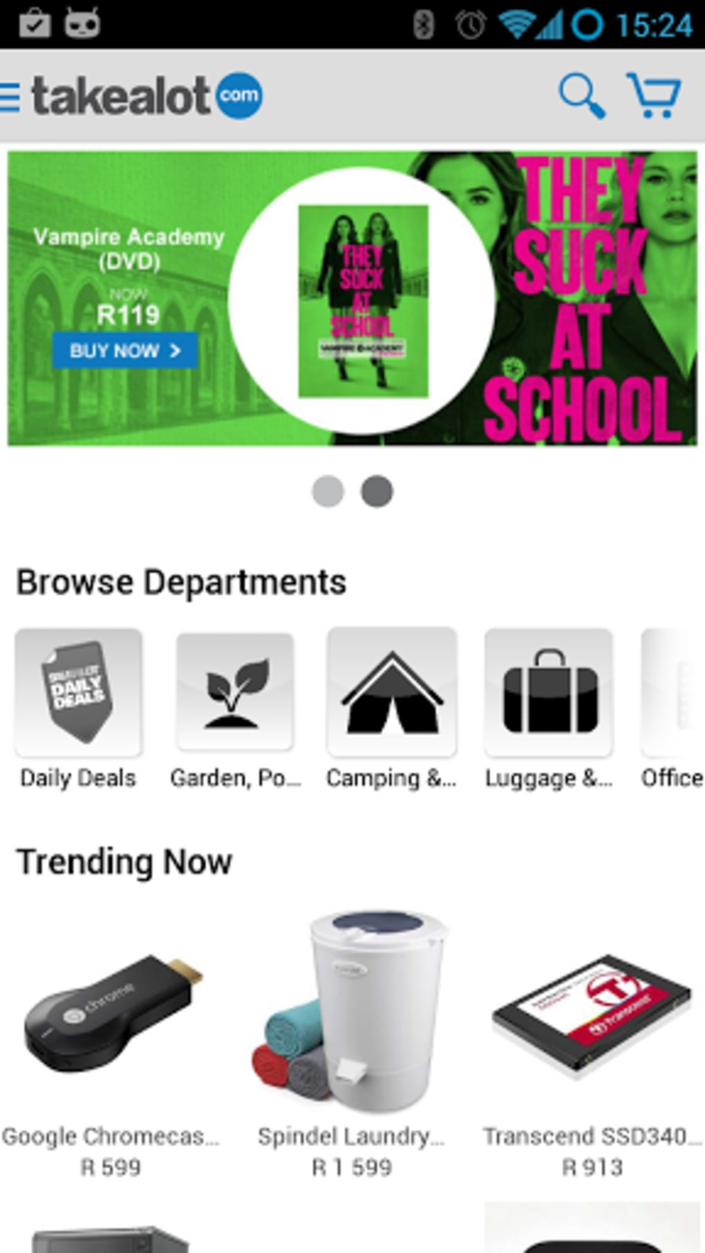 takealot.com for Android - Download