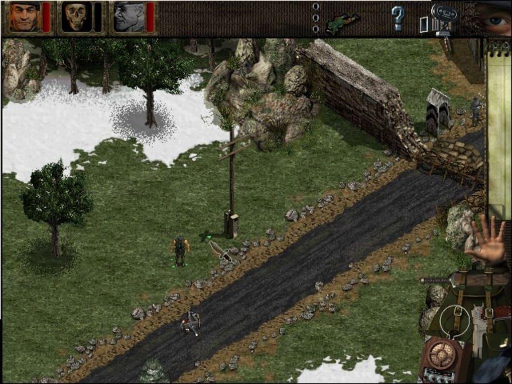 Commandos Behind Enemy Lines Descargar
