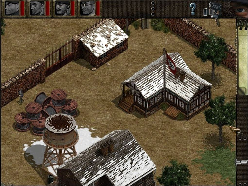 Commandos Behind Enemy Lines Download (1998 Strategy Game)
