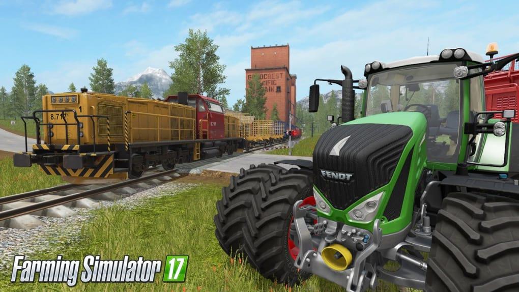 Farming simulator 17 pc download