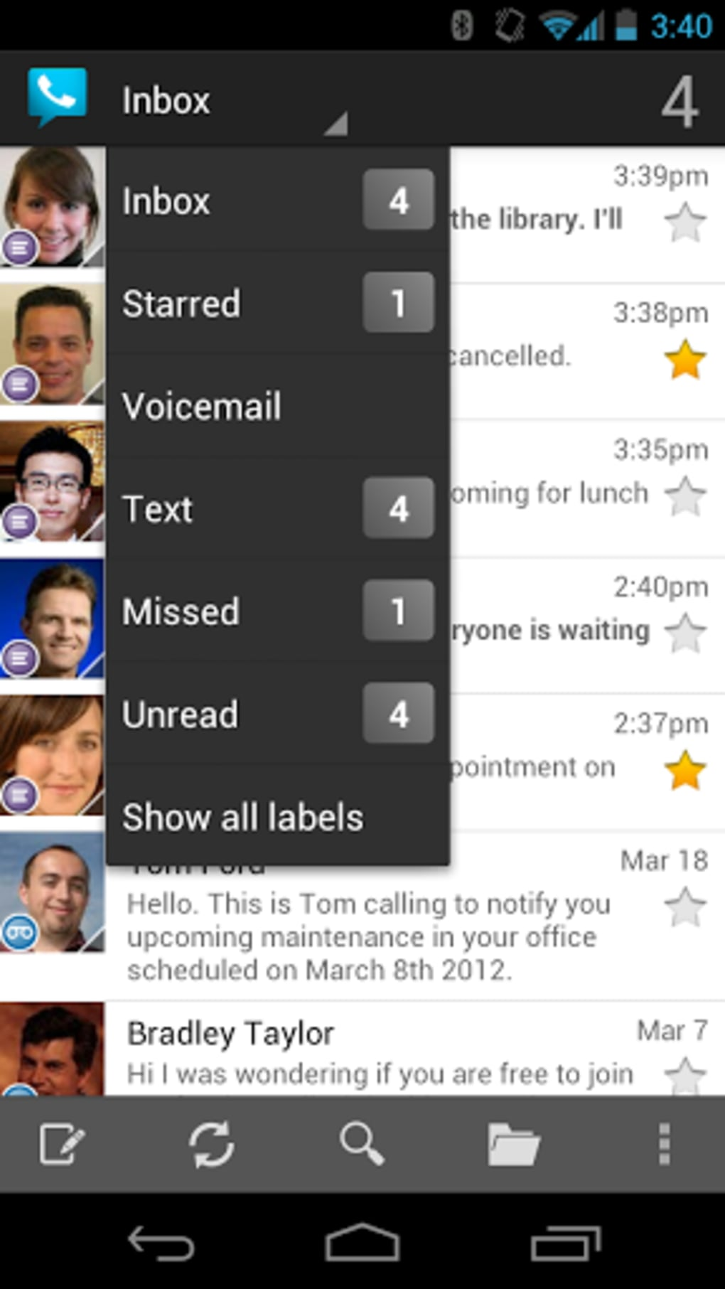 Google Voice for Android - Download