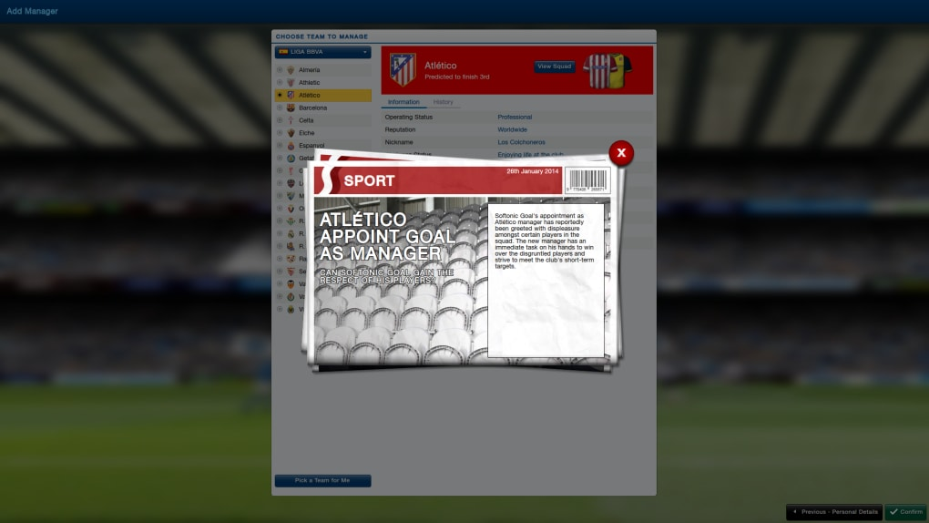 football manager 2014 free download mac