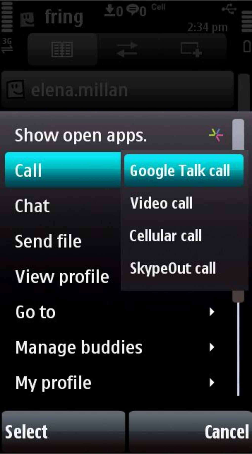 Download fring for nokia e72 and more symbian s60 devices and.