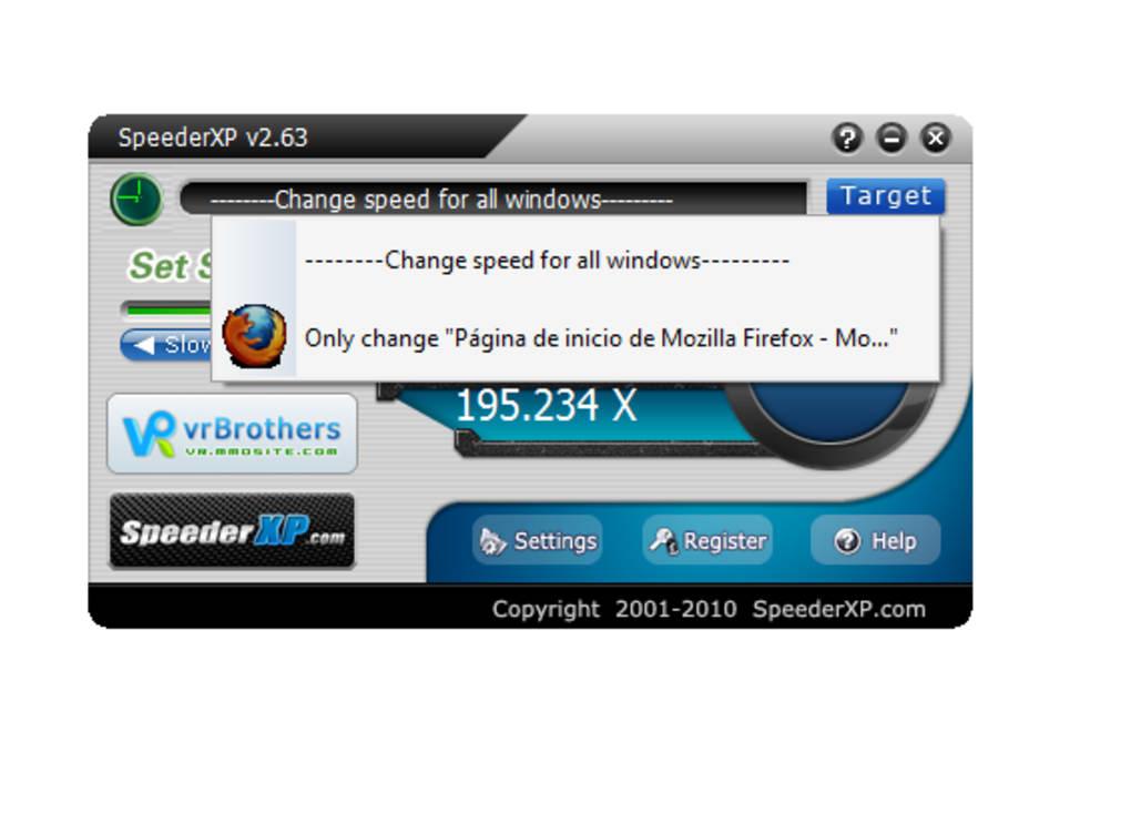 speederxp gratis