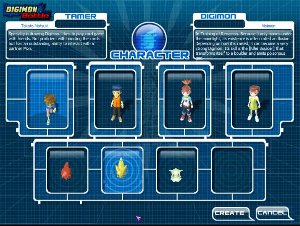 download game digimon 4 for pc full version