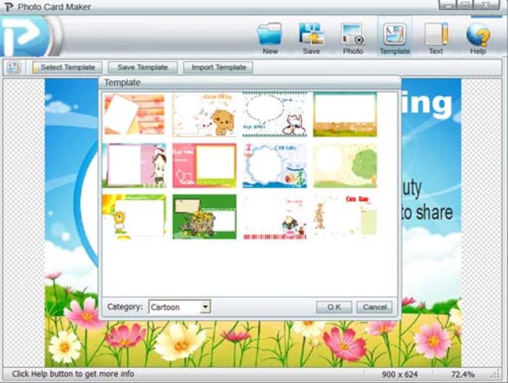 photo card maker download