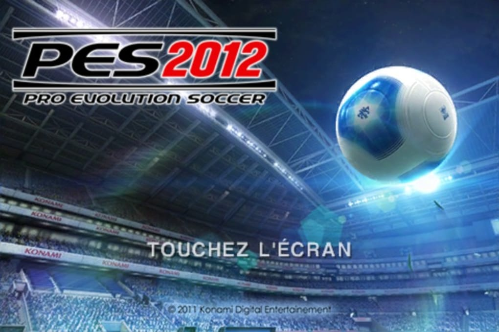 PES 2012 for Android - Download