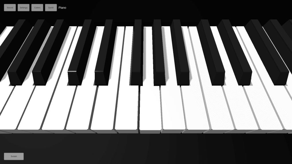 Piano 3D - Download
