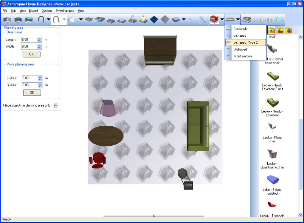 Ashampoo Home Designer - Download