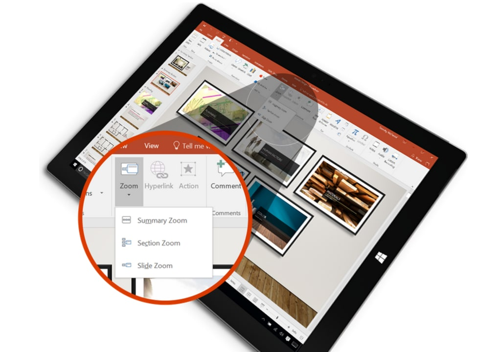 Microsoft Powerpoint 2016 - Download