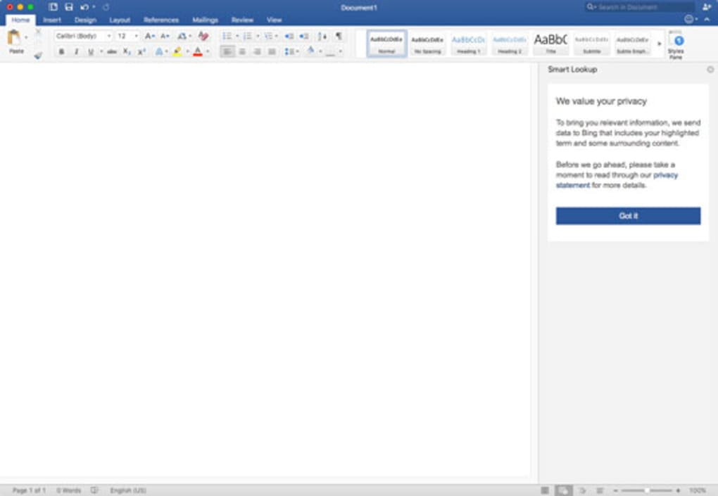 free microsoft word 2016 for windows 8
