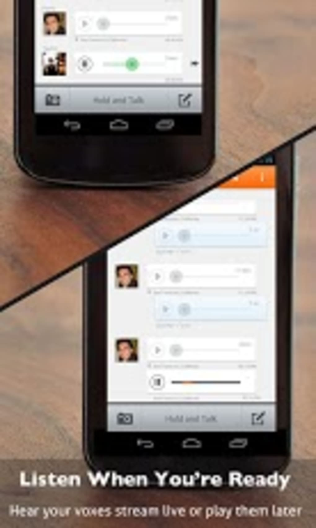 The best walkie-talkie apps for Android and iOS
