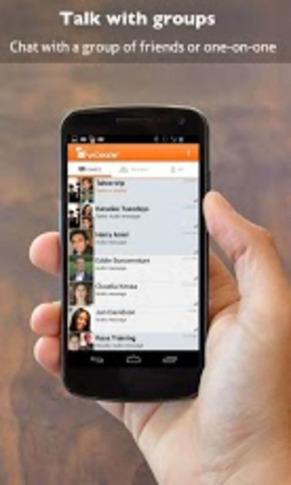 Voxer for Android - Download