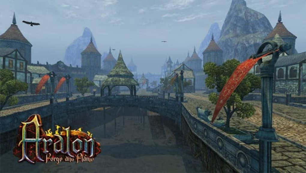 Aralon Forge and Flame 3d RPG