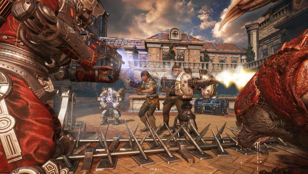 Gears of war 4 - Download