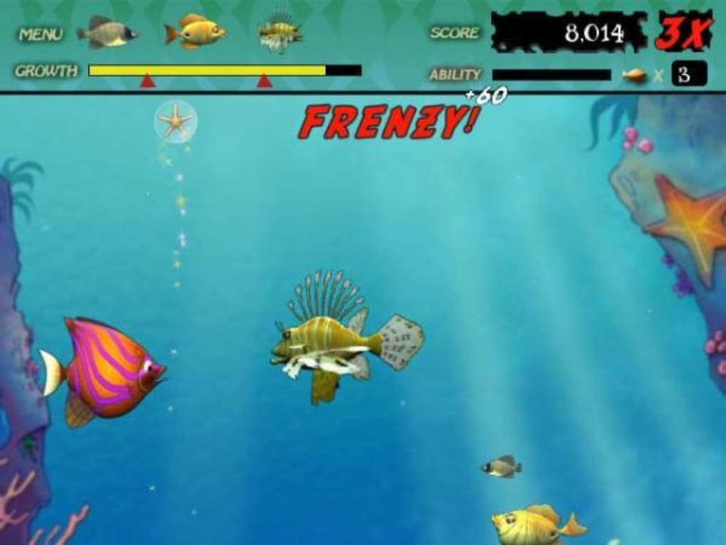 Feeding frenzy 2: free online games www. Freeworldgroup. Com.