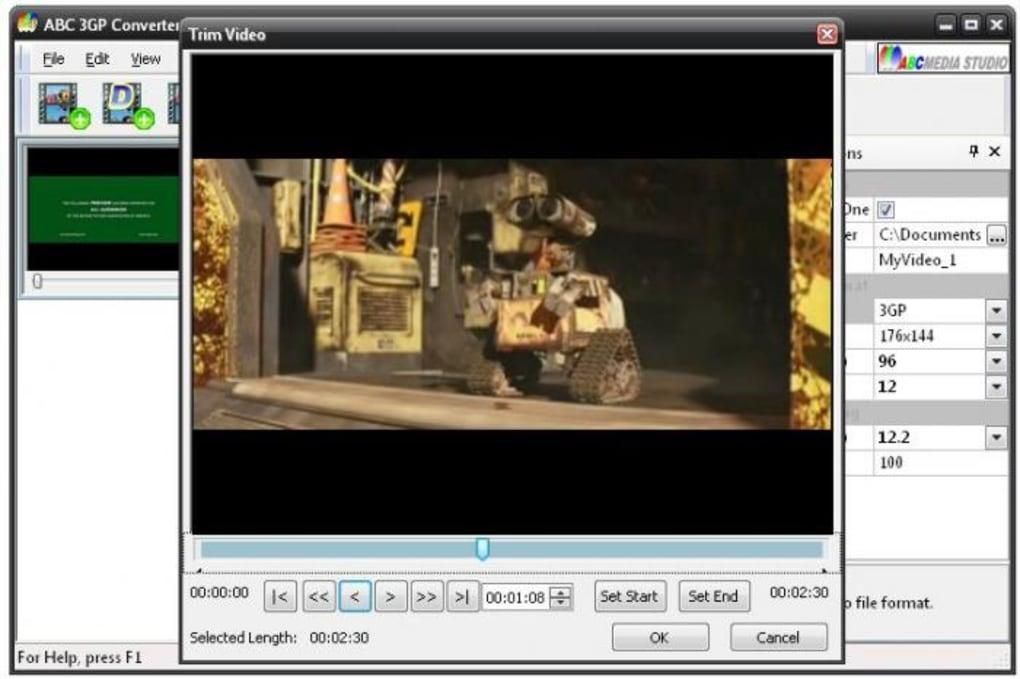 ABC 3GP Converter - Download