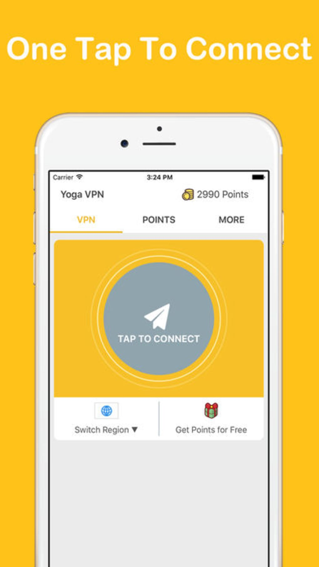 Yoga VPN - Unlimited Proxy VPN for iPhone - Download
