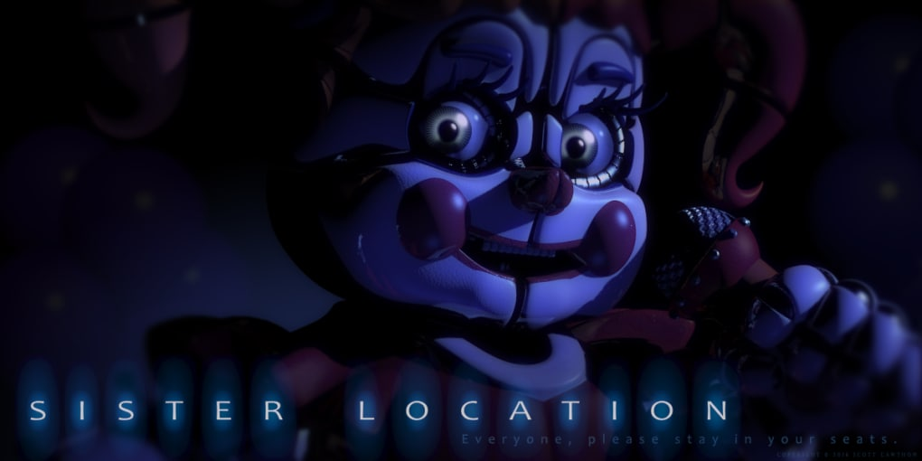 five nights at freddy s sister location ダウンロード