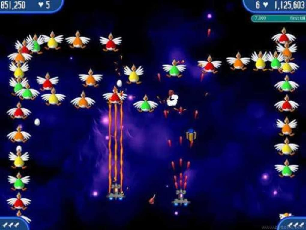 chicken invaders 2 free download softonic