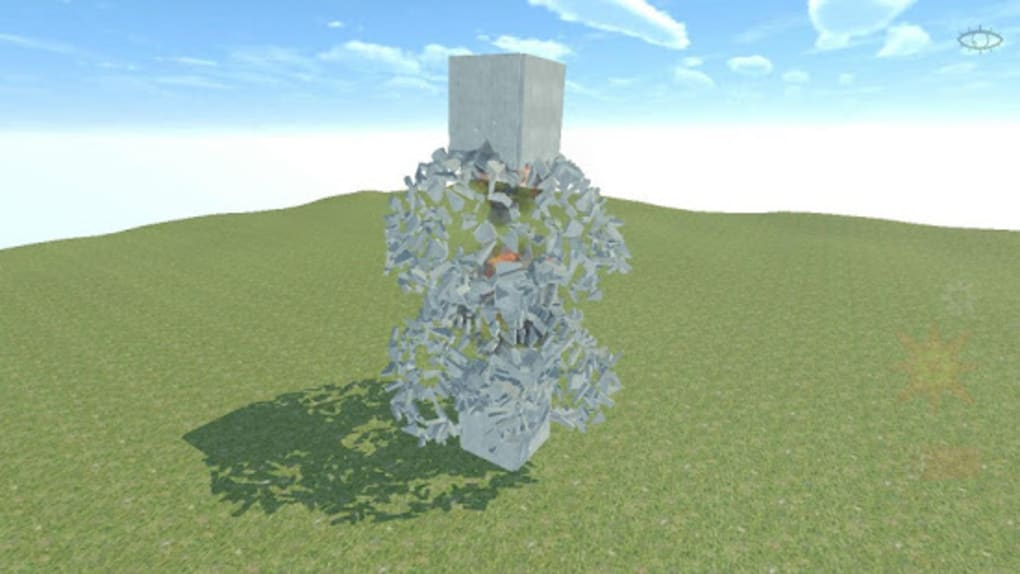 Destructive physics: destruction simulator FREE for Android