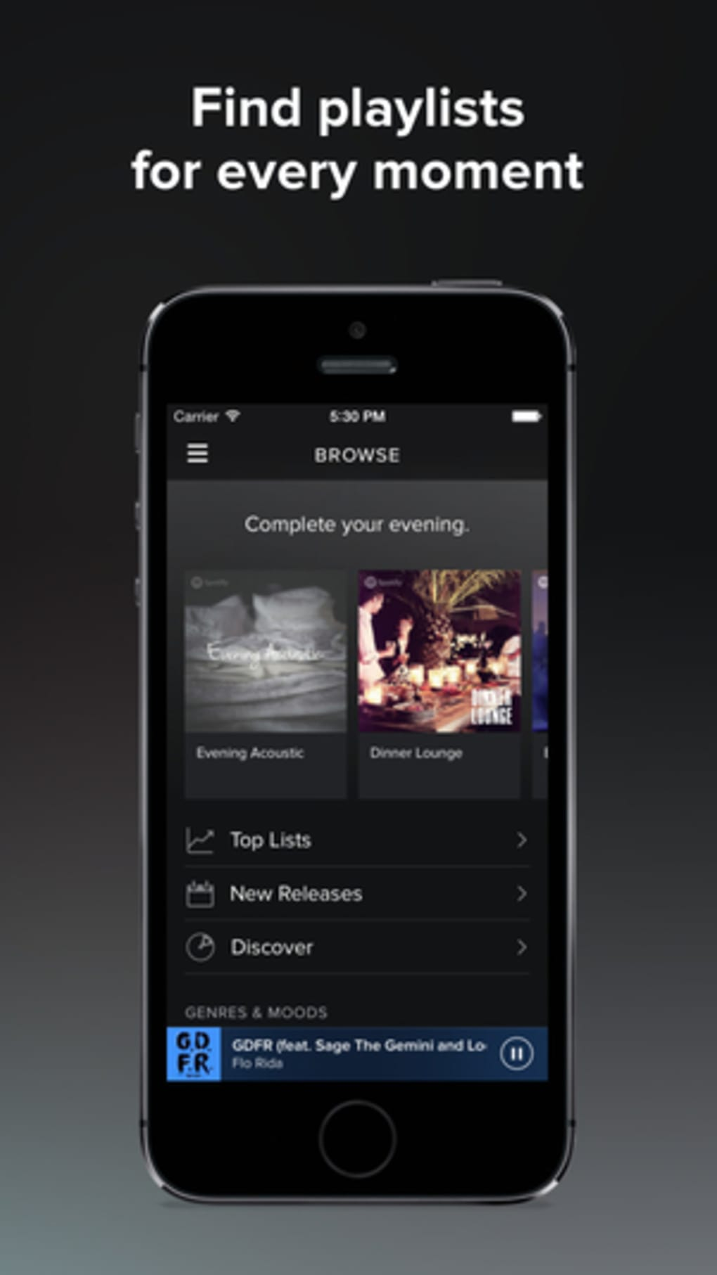 Spotify for iPhone - Download
