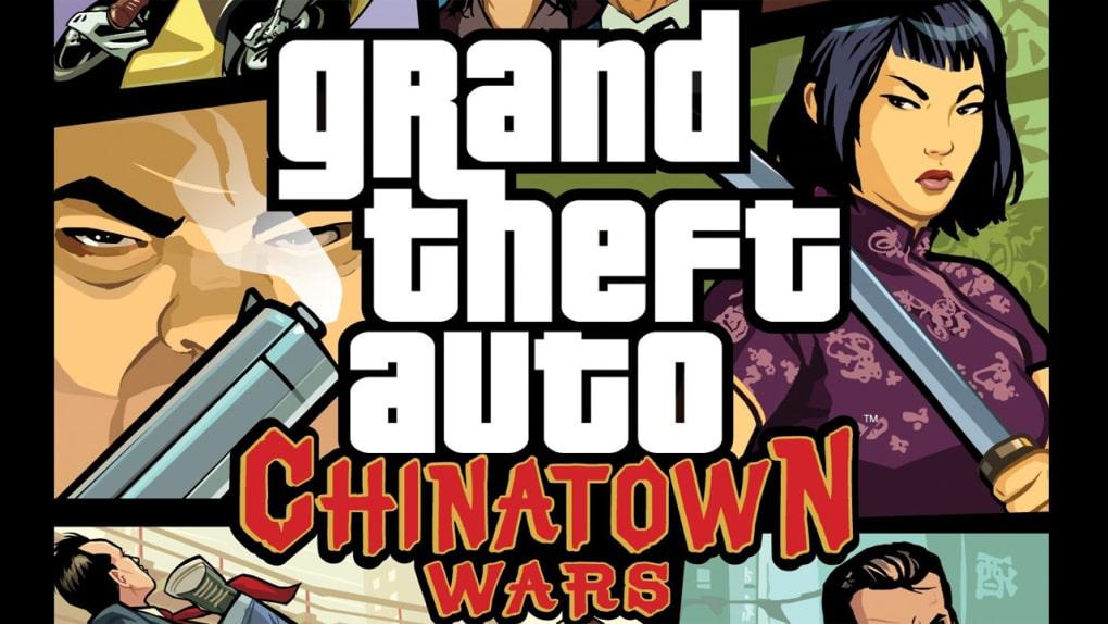 gta chinatown wars free apk
