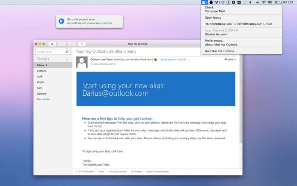 Download mail for mac os x