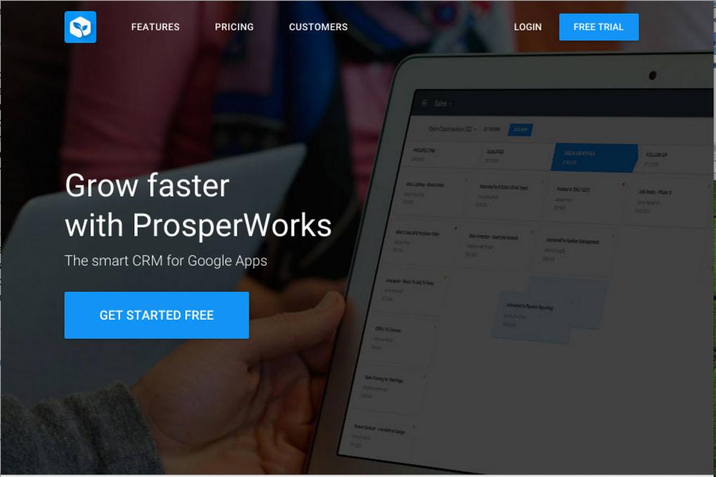 ProsperWorks Online