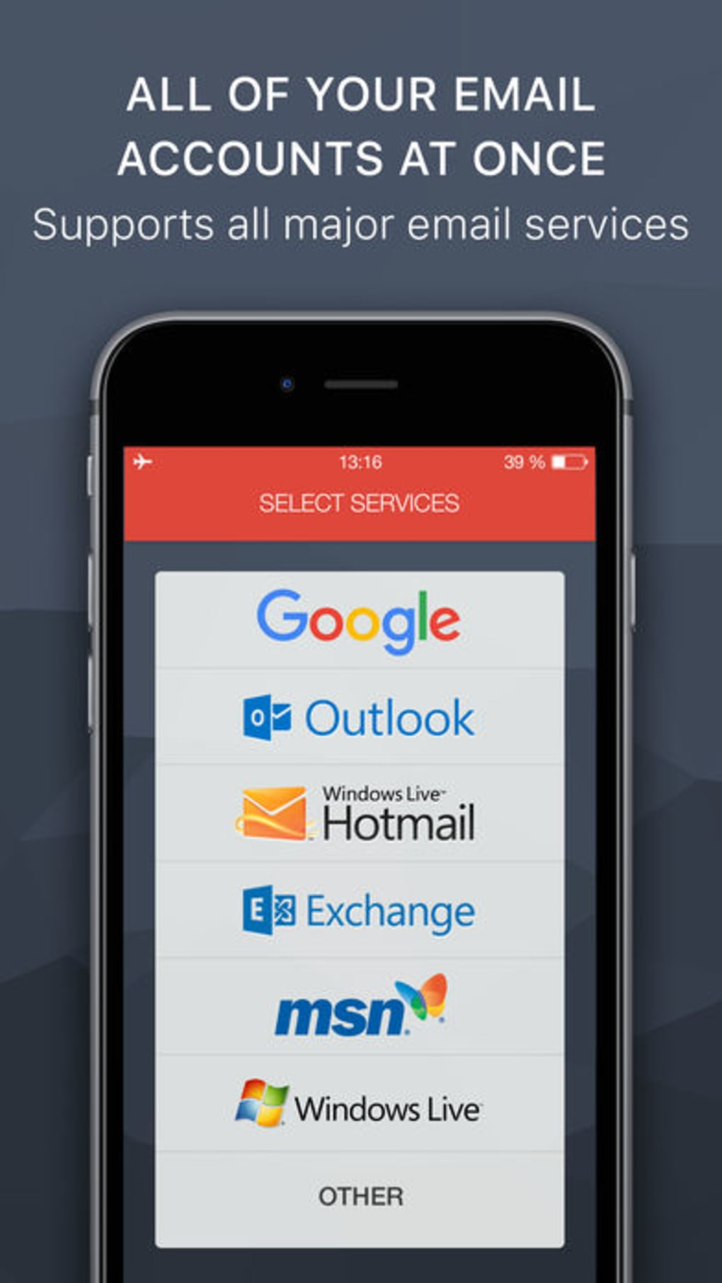 Email App for Gmail for iPhone - Download