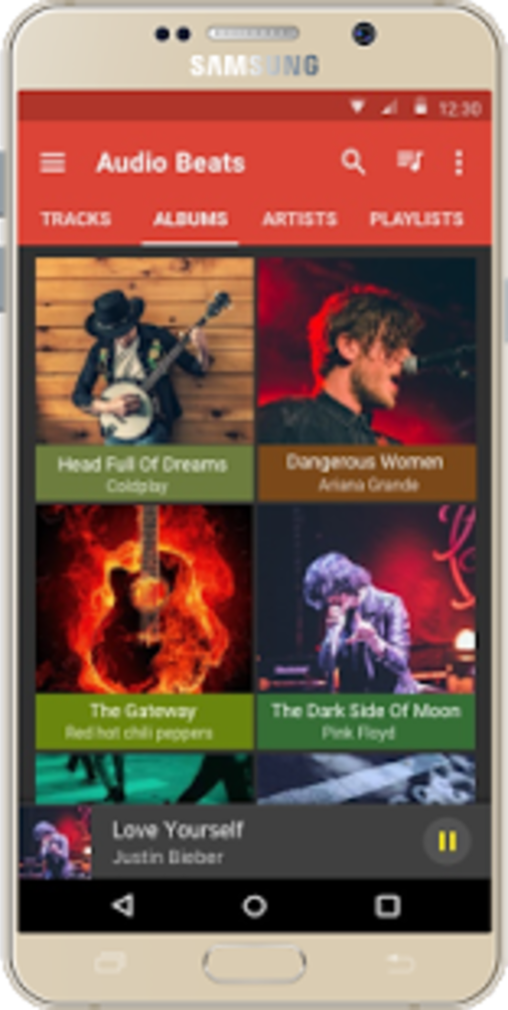 Audio Beats - Music Player for Android - Download