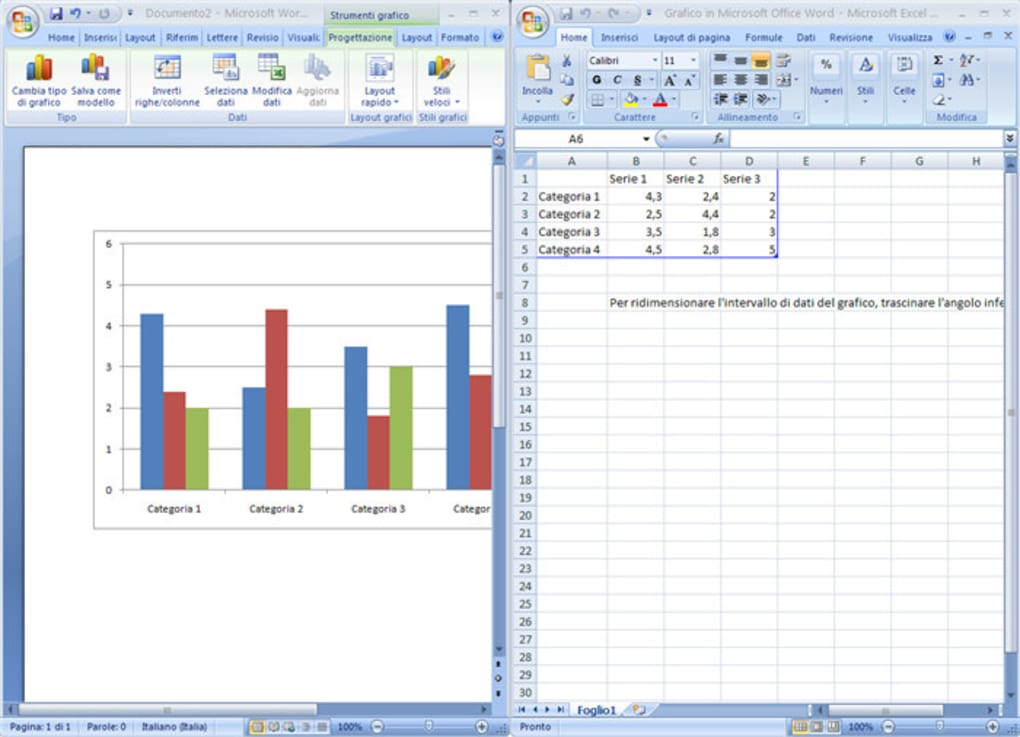 download office 2007 gratis italiano completo