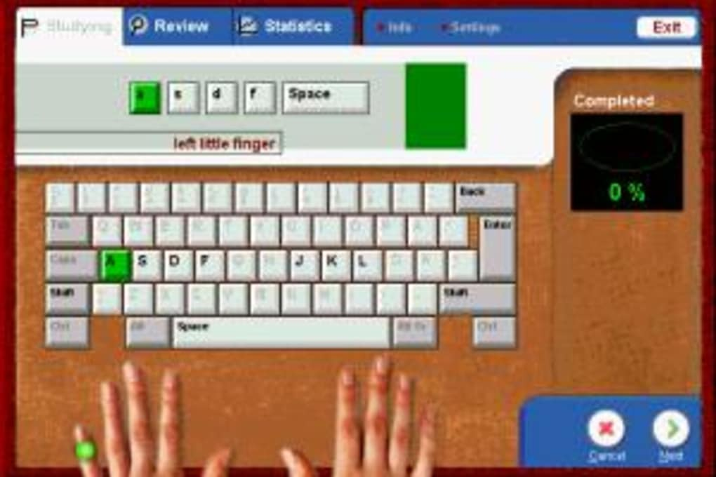 Active Typing Tutor - Download