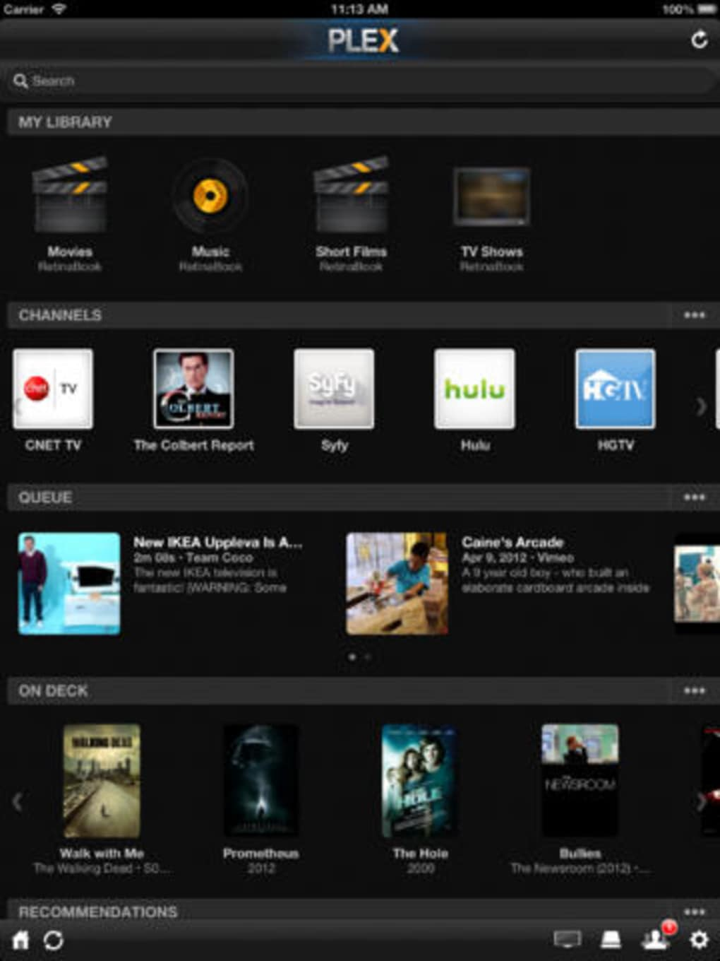 Plex for iPhone - Download