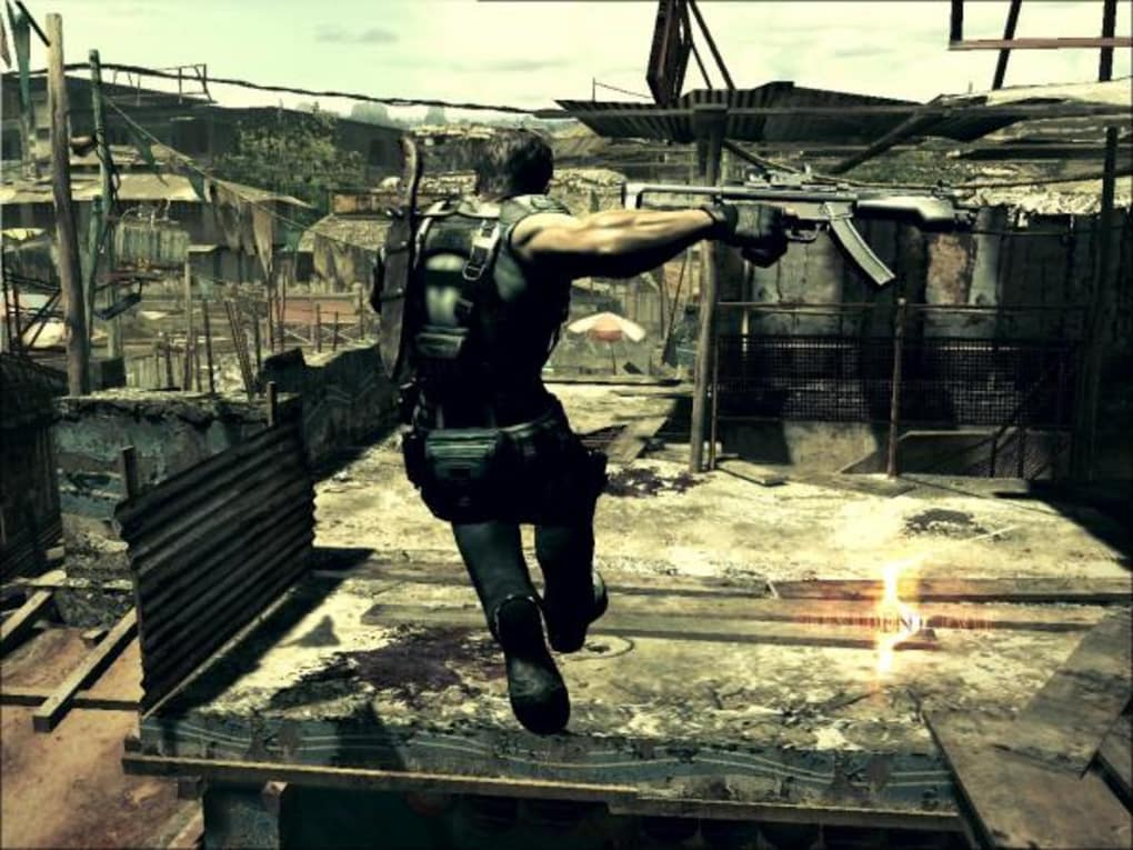 Resident Evil 5 Benchmark - Download