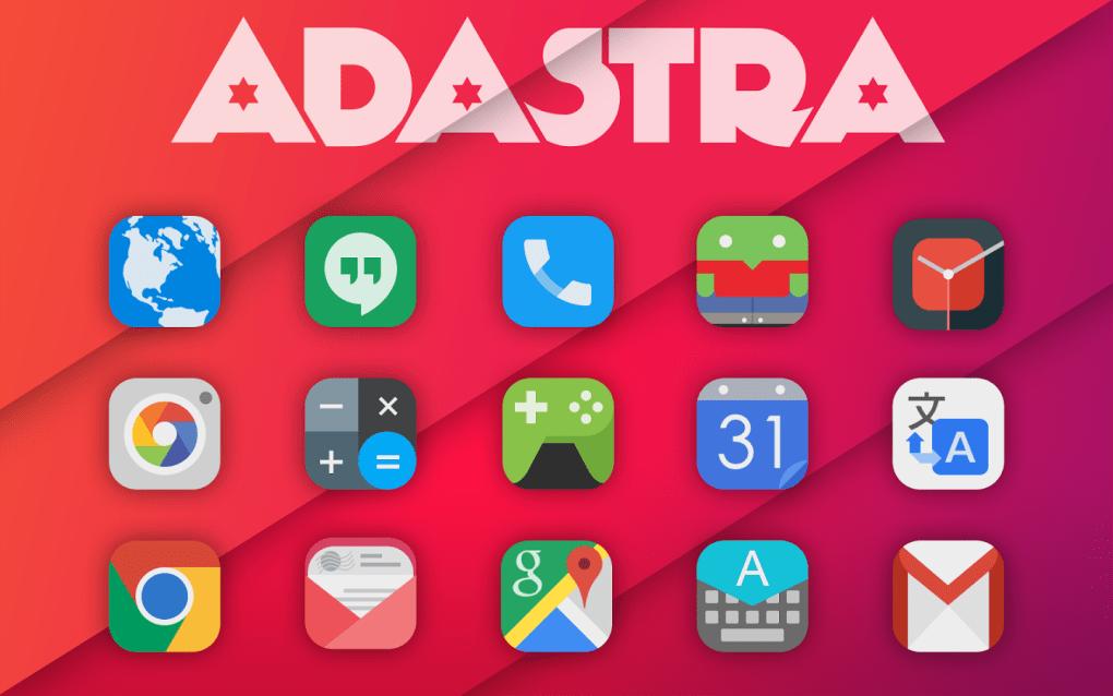 descargar pack iconos para android