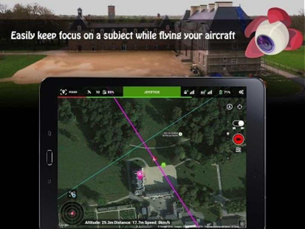 Litchi for DJI Drones for Android - Download