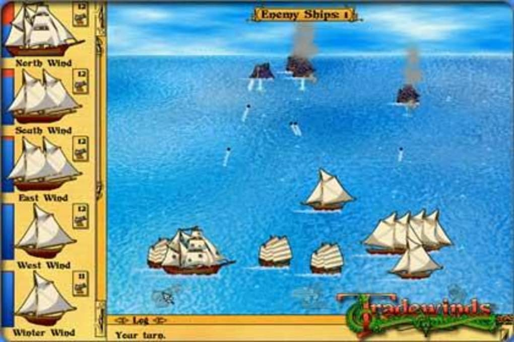 Download FREE Tradewinds 2 PC Game Full Version