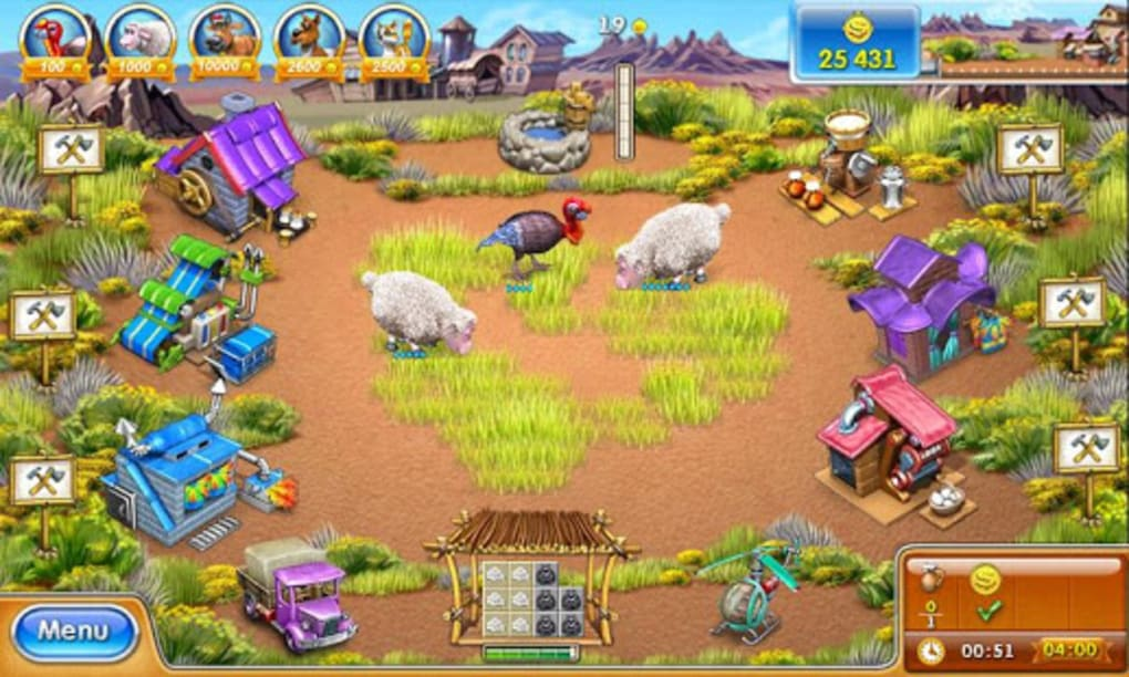 Farm Frenzy 3  Farming game for Android - Download