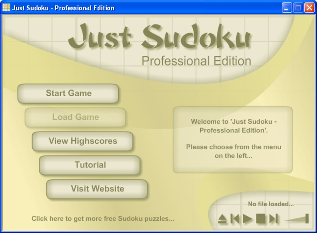 Sudoku free for android free download and software reviews.