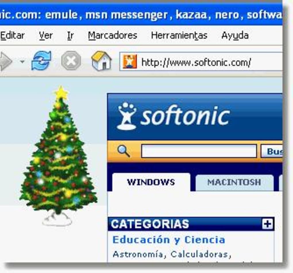 Desktop Christmas Tree Download