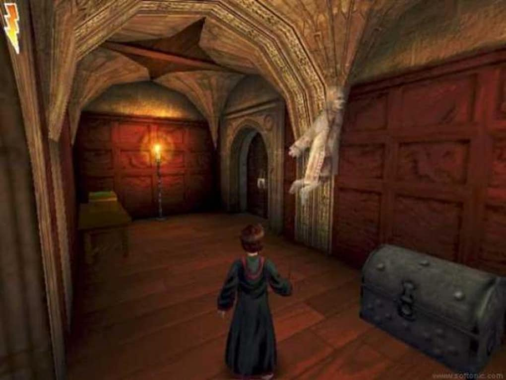 Harry potter e la camera dei segreti download for Camera dei