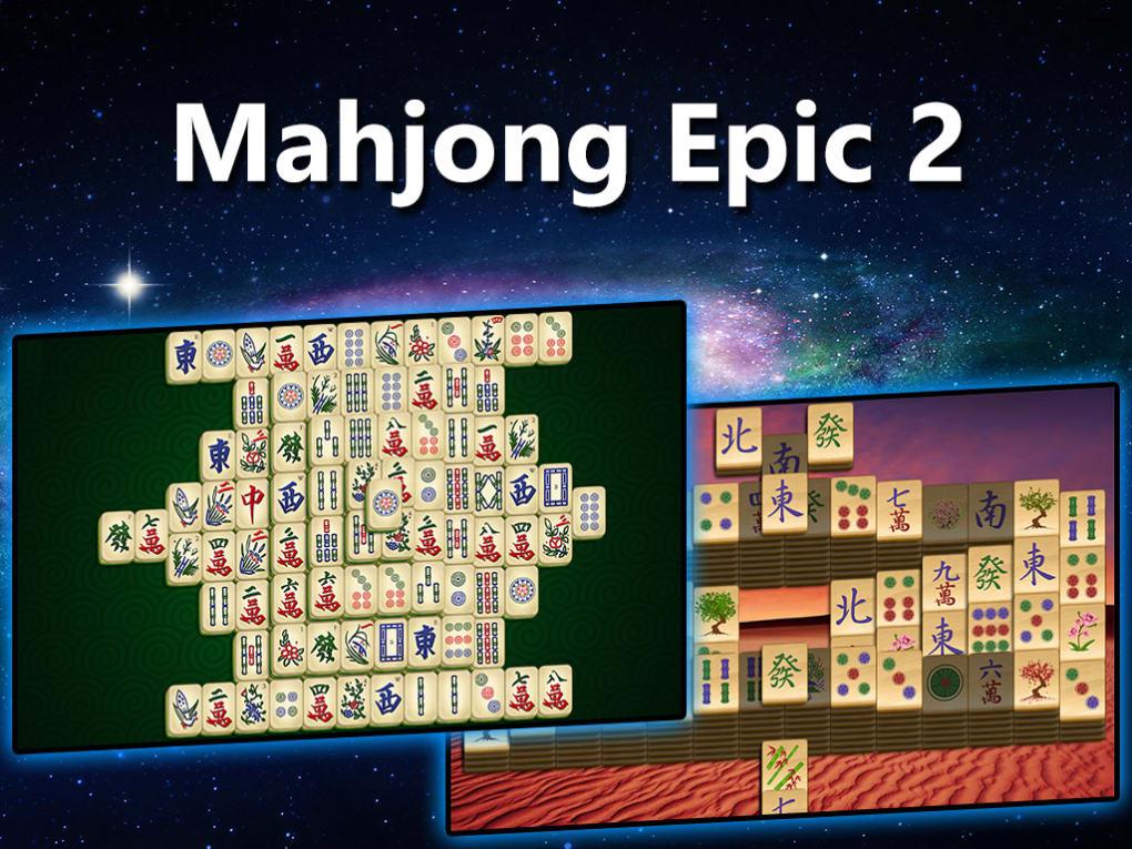 Mahjong Epic 2 - Download