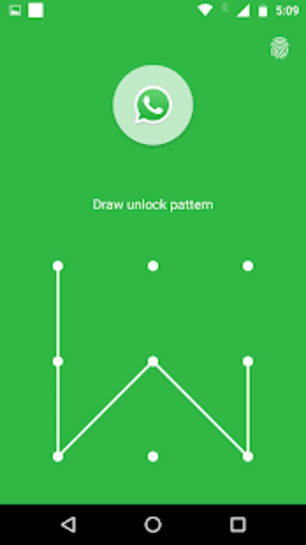 Pattern Password Cool Design